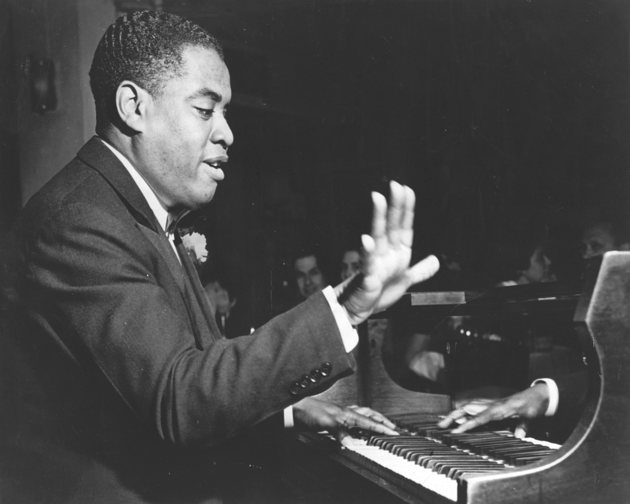 In celebration of jazz pianist Art Tatum's 110th birthday, The Arts Commission's November Art Loop will include performances by local and regional musicians. (Submitted photo)