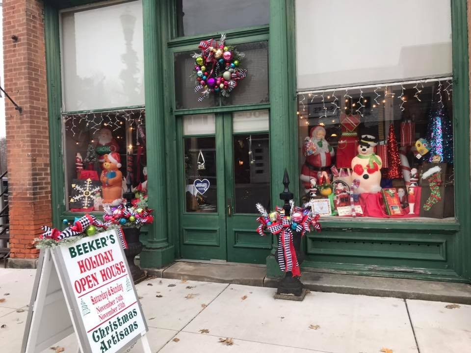 Pemberville's Annual Christmas in the Village, an old-fashioned, small-town holiday celebration, is set for Saturday, Nov. 30 and Sunday, Dec. 1. (Submitted photo)