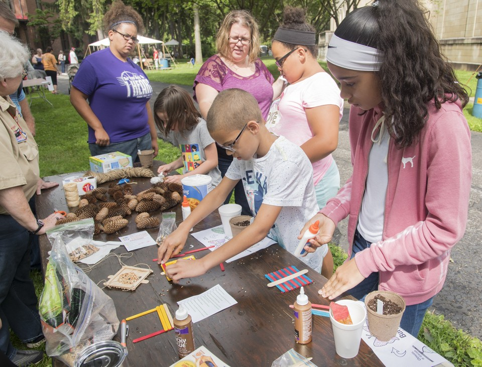 GroveFest, Nature at the Grove will be held June 22 from 10 a.m.-2 p.m. at the Hayes Presidential Center & Museums at Spiegel Grove, Fremont. (Submitted photo)