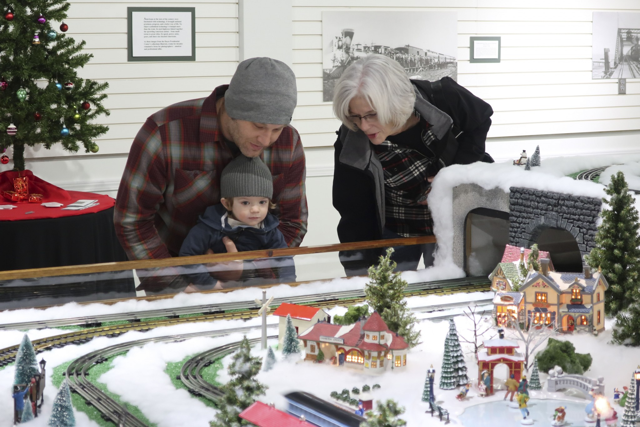 "The ""Hayes Train Special"" will be open Nov. 29 through Jan. 5 at the Hayes Presidential Library & Museums. The exhibit is a holiday tradition. (Submitted photo)"