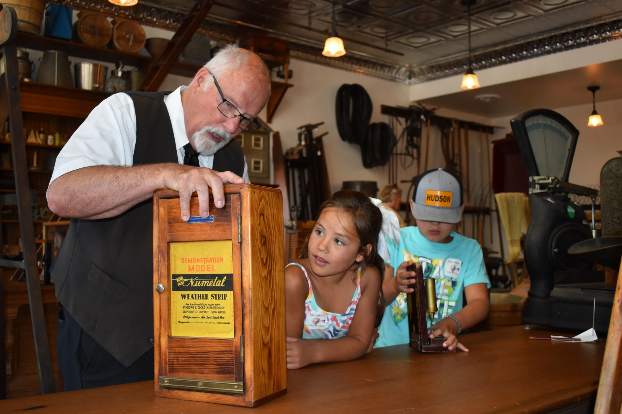 Homeschool families are invited to have fun learning about history, crafts and science at Sauder Village Homeschool Days, set for Sept. 8-11. (Photo courtesy of Sauder Village)