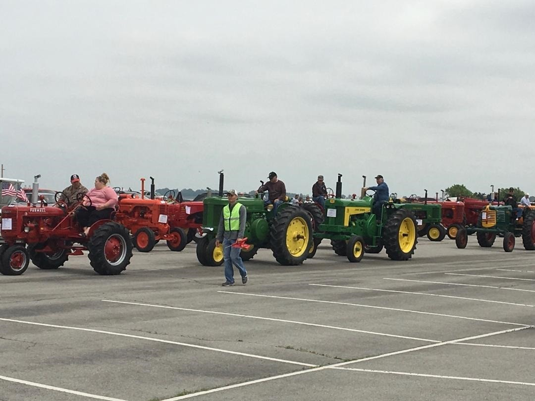 The 3rd Annual Antique Tractor, Classic Car & Classic Bicycle Show will be held June 1 from 10 a.m.-3 p.m. near the Inland Lake at Maumee Bay State Park. (Submitted photo)