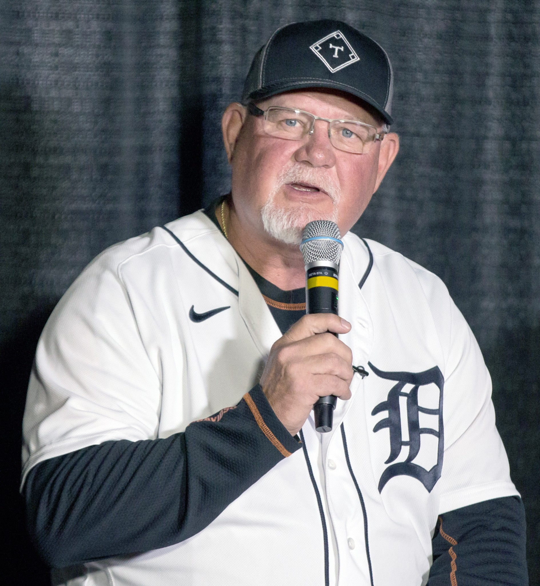Detroit Tigers Manager Ron Gardenhire. (Press file photo by Scott Grau/courtesy Toledo Mud Hens)