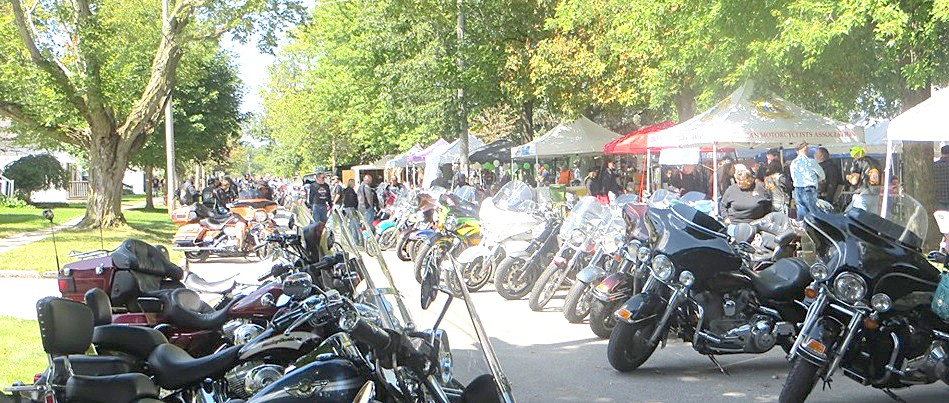 In addition to a preview of the 2020 Honda, Indian and Harley-Davidson motorcycle models, the 23rd annual Grub 'n Suds Motorcycle Extravaganza, set for Sept. 7 in Elmore, will feature a poker run, music, vendors and more. (Submitted photo)