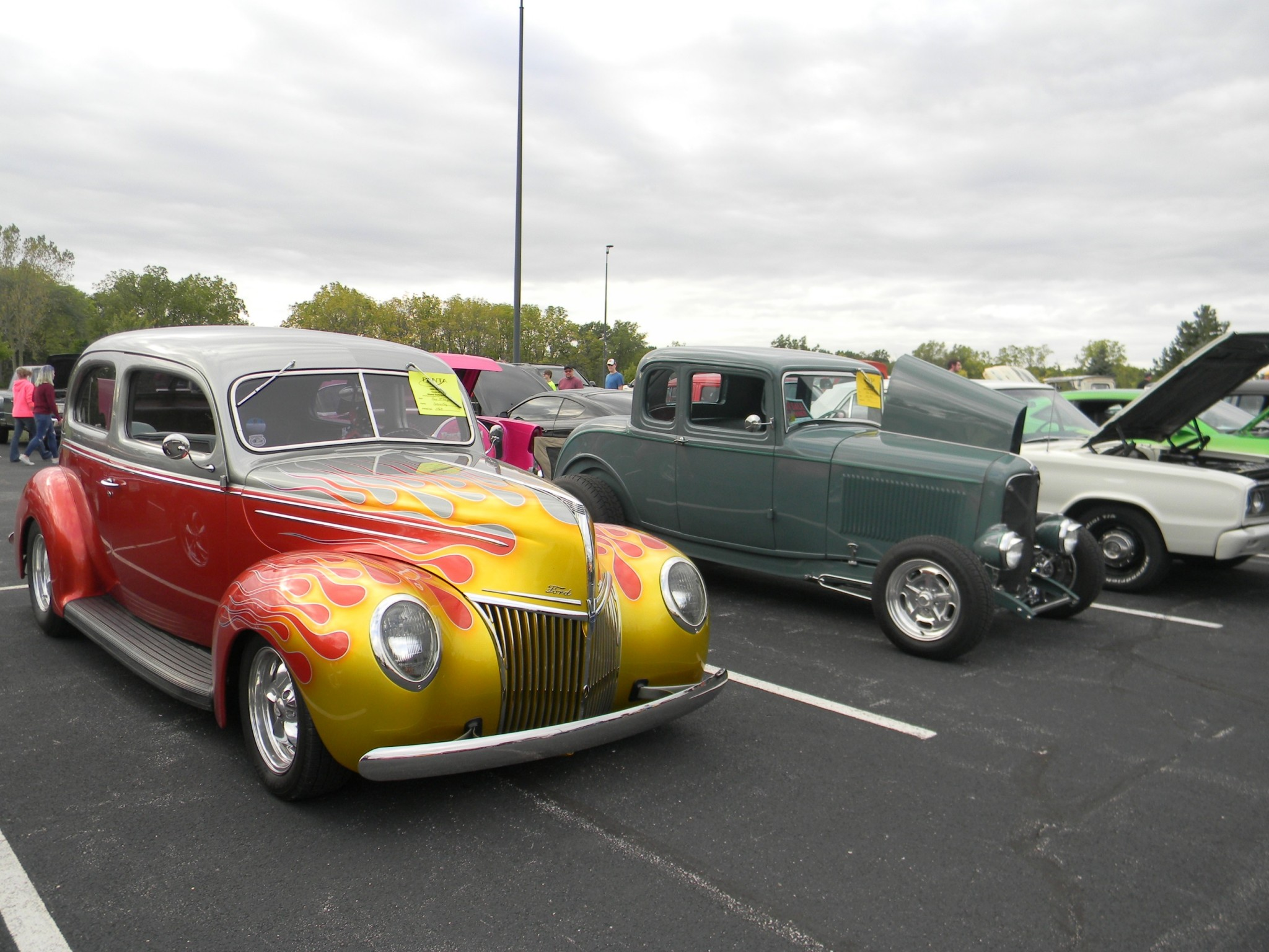 Students in the Penta Career Center Transportation programs will host the 10th Annual Cruise-In Car Show Sept. 29 on the school campus. The event will include music, kids' activities, prizes and food trucks. (Submitted photo)