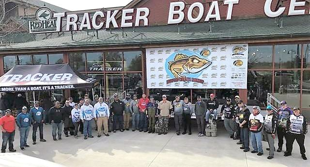 All-time winners from the Rossford Walleye Roundup