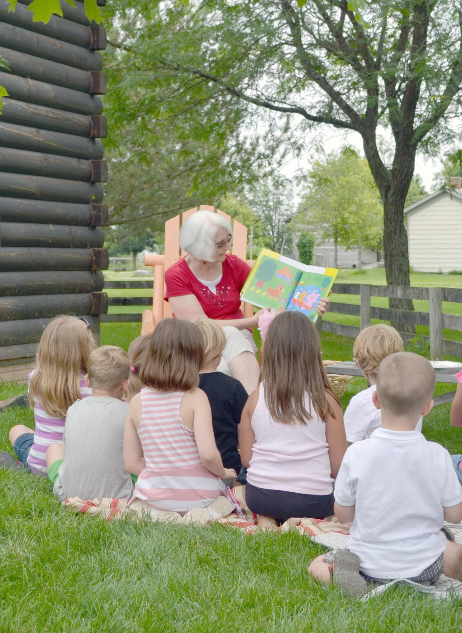 Spring on the Farm at Sauder Village offers families a unique opportunity to enjoy some favorite stories, try hands-on activities and watch unique demonstrations. (Submitted photo)