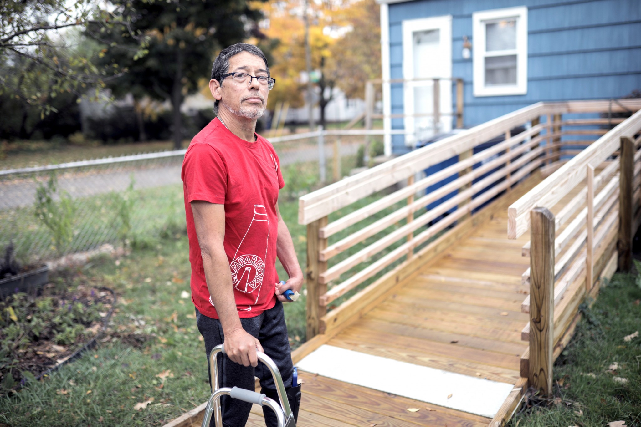 The Ability Center is offering assistance to income-eligible residents of Lucas County seeking to make home modifications to improve safety and accessibility. (Submitted photo)