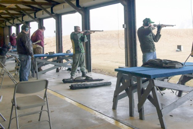 A Garand-Springfield-Modern and Vintage Military (GSMM) Rifle Match will be conducted on Petrarca Range on Sept. 13, 2020. (Photo courtesy CMP)