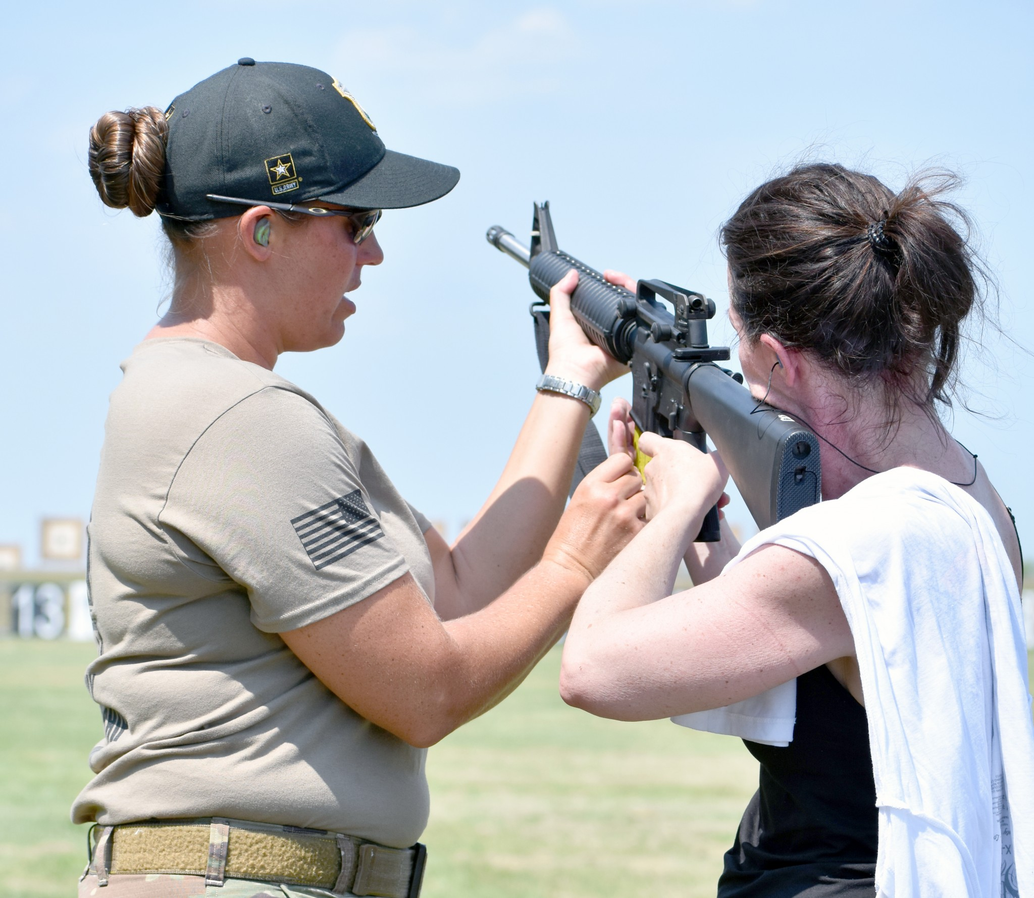 The Civilian Marksmanship Program hosts educational firearm courses at Camp Perry every summer in July. (Photo courtesy CMP)