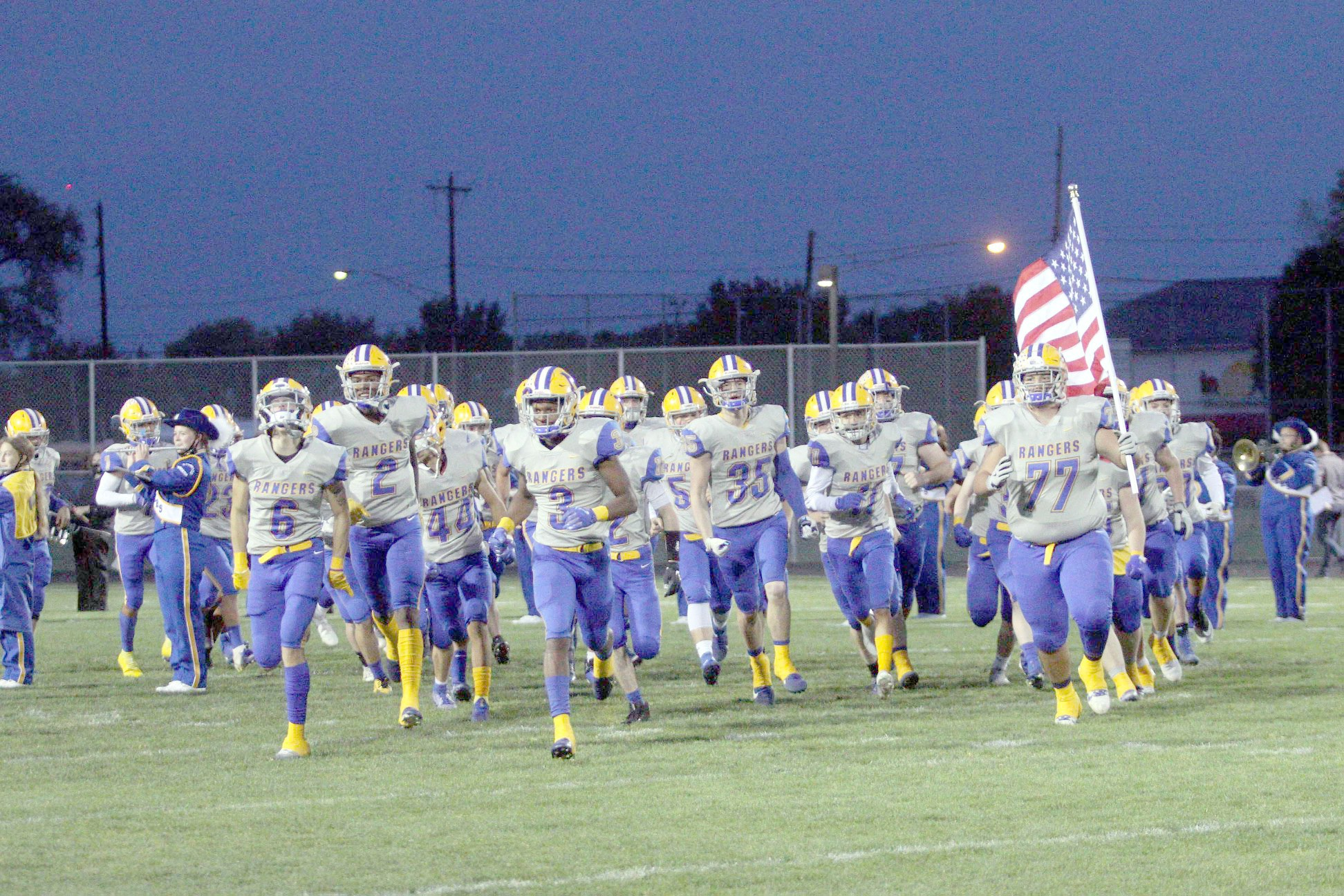 """Last year, Northwood (7-1) lost on a field goal as time ran out to Green Meadows Conference champion Fairview (8-0), 38-36, in the Division VI regional quarterfinals. Northwood had 454 yards of total offense, including 322 rushing, but it was not enough. The game saw over 900 yards of total offense by both teams combined. (Press file photo by Don Thompson/<a href=""""http://www.Facebook.com/DNRsport.com"""">www.Facebook.com/DNRsport.com</a>)"""