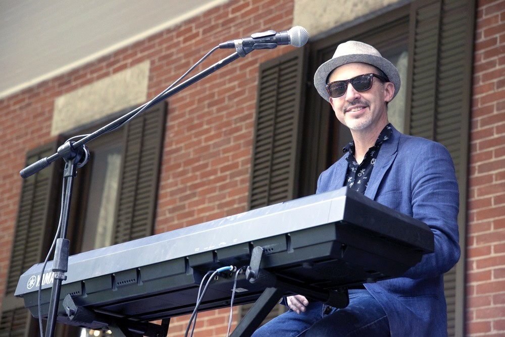 """Matthew Ball, aka """"The Boogie Woogie Kid"""" is among the performers this summer at free Verandah Concerts at the Hayes Presidential Library & Museums. (Submitted photo)"""