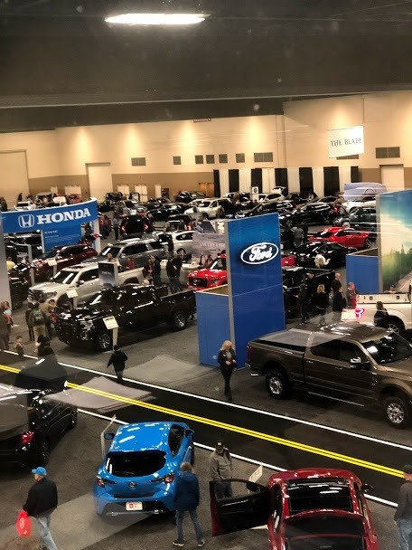 Image result for 2020 Auto Show showcases latest, greatest models & more