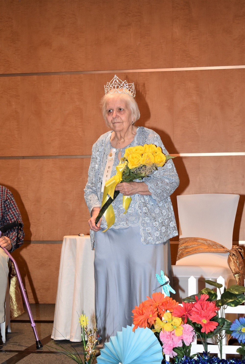 Alma Scott, of Toledo, was crowned the 2020 TOPS (Take Off Pounds Sensibly) Ohio Queen, after losing 156.5 pounds. (Submitted photo)