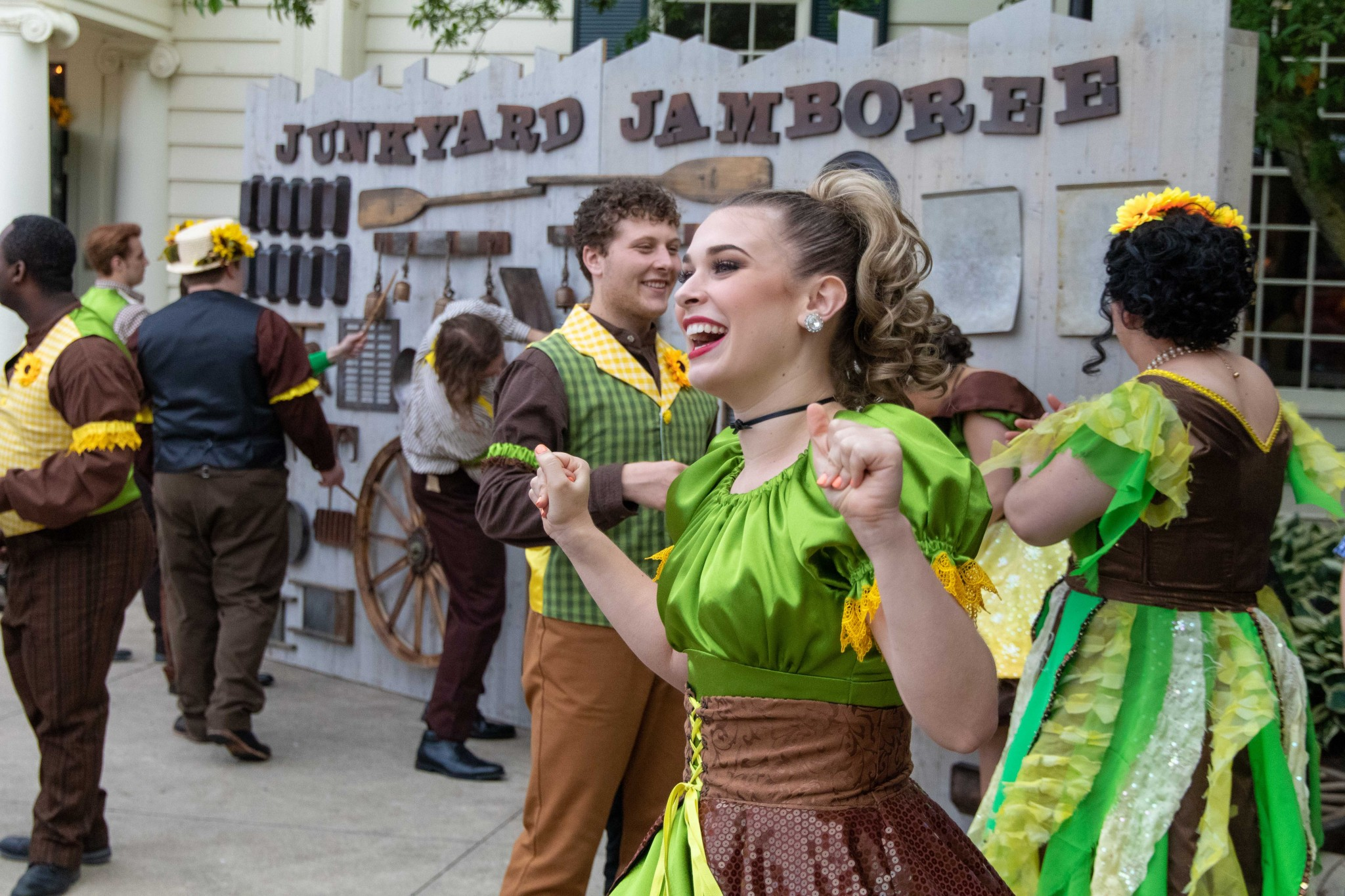 Frontier Festival – a celebration of hope, health and harvest – transforms Cedar Point's Frontier Town into a Wild West hootenanny, with music, interactive games, street entertainers and a mouth-watering food and drink menu. (Cedar Point photo)