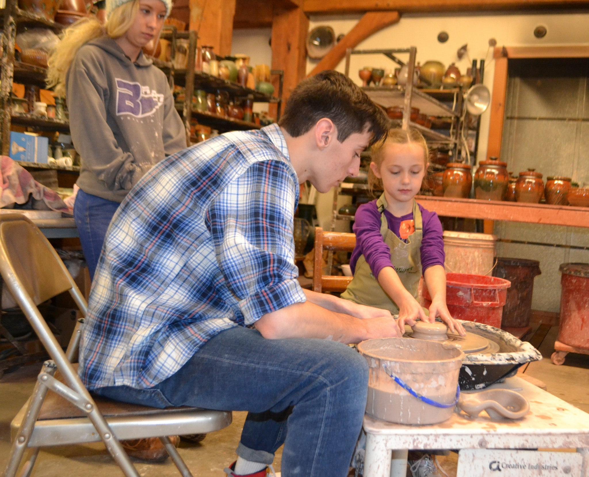 Sauder Village will wind up the 2019 regular season with the Explore the Crafts event as well as the 33rd Annual Woodcarver's Show and Sale Oct. 26 and 27. (Submitted photo)