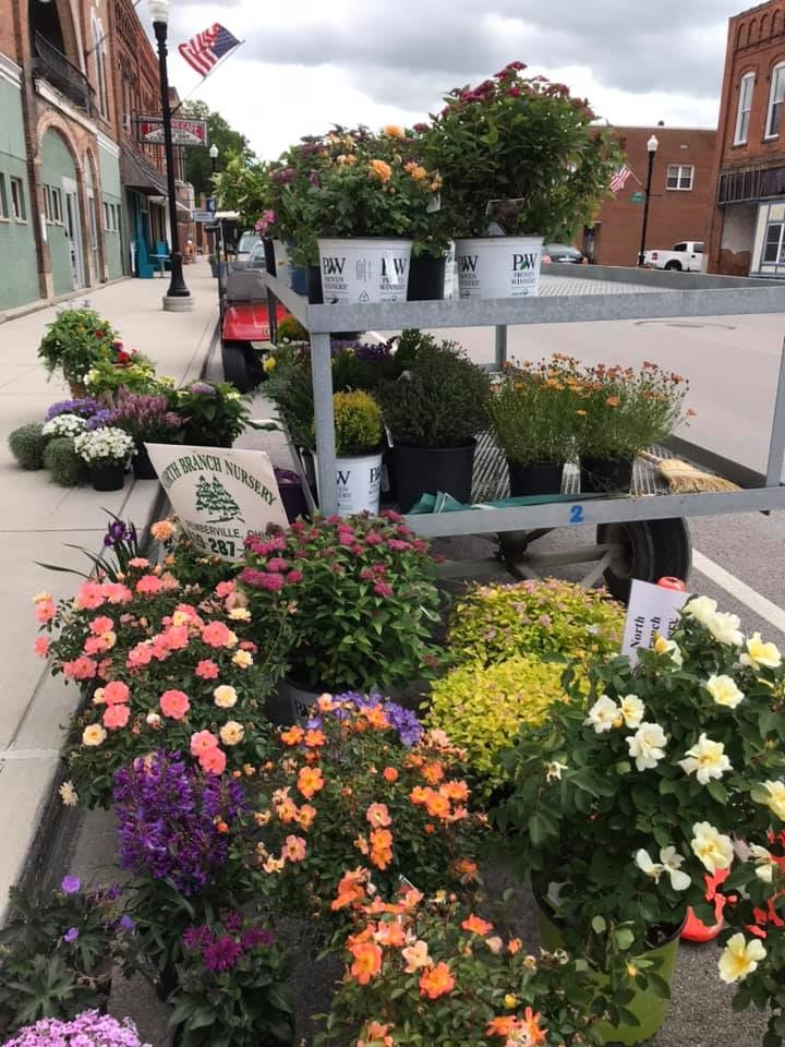 Beeker's General Store and Riverbank Antique Market will host a Garden Party (their version of a local Farmers Market) on Tuesday, July 28. (Submitted photo)