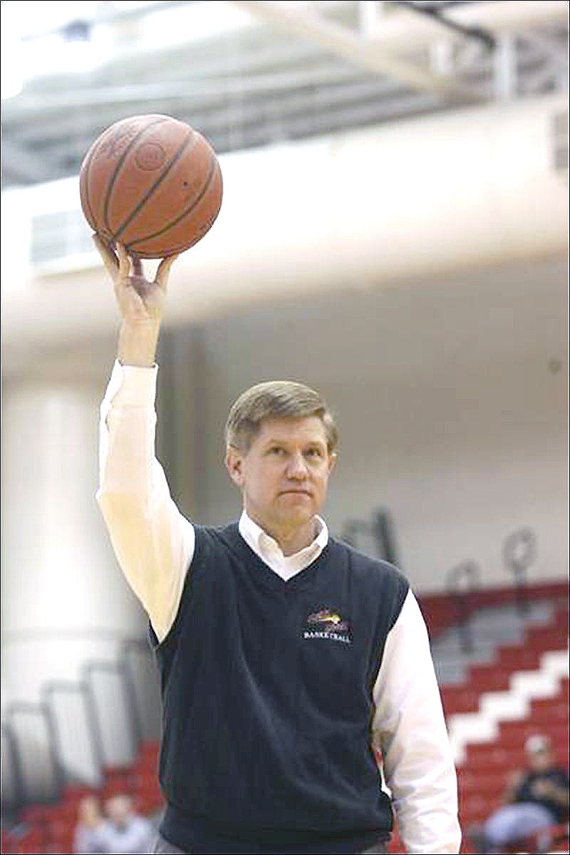 Former Owens Community College men's basketball coach Jim Welling. (Press file photo)