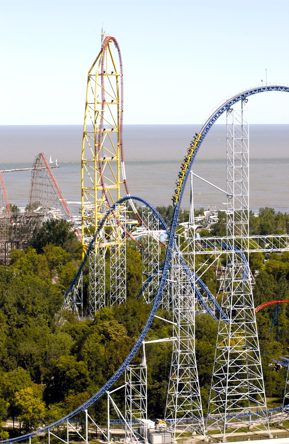 Cedar Point plans to offer a full season of entertainment in 2021, including the celebration of its postponed 150th anniversary, signature events, a new family river adventure ride and more. Opening Day is set for Friday, May 14. (Cedar Point photo)