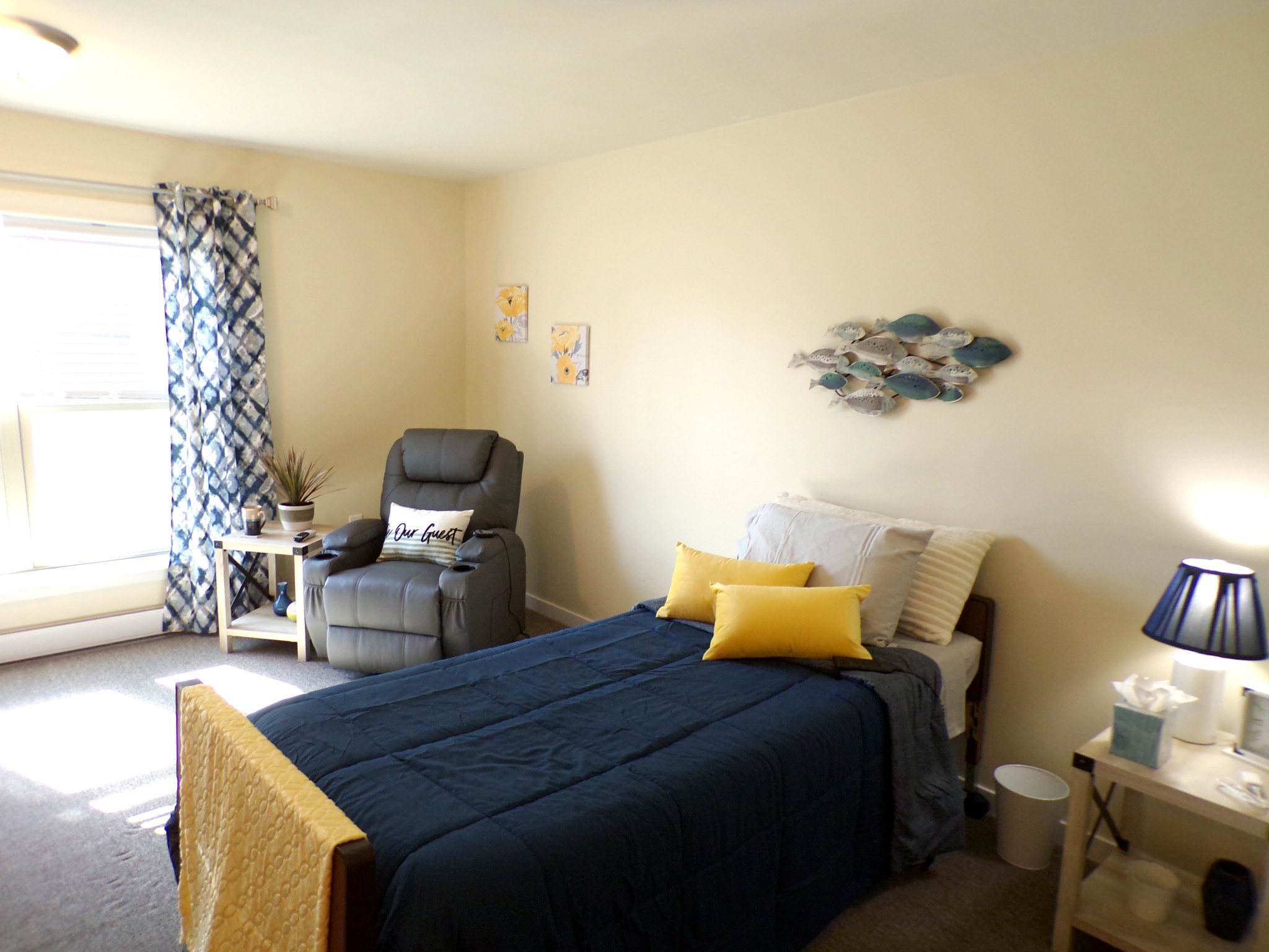 Landings of Oregon introduced its new short-term Recovery Suites at a virtual open house held Jan 28. (Submitted photo)